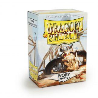 Dragon Shield Matte Ivory Box