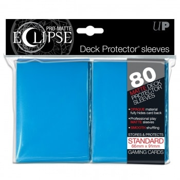 Ultra-PRO Eclipse sleeves Light Blue