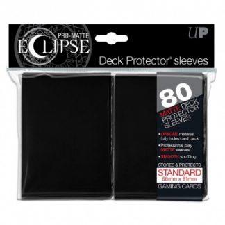 Ultra-PRO Eclipse Sleeves Black