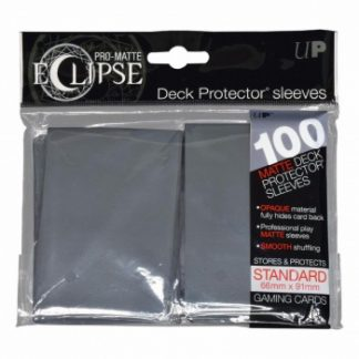 Ultra-PRO Eclipse sleeves smoke grey